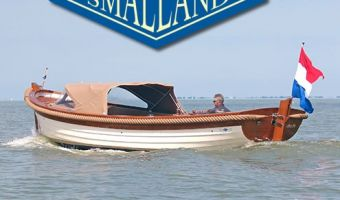 Slæbejolle Smalland Sloep 26 til salg