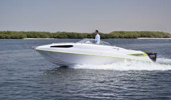 Motor Yacht Oryx 27 til salg