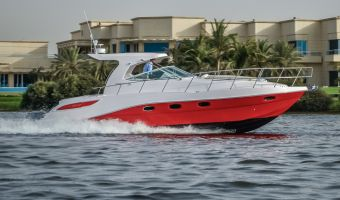 Motorjacht Oryx 36 de vânzare