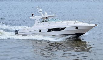 Motor Yacht Oryx 42 til salg