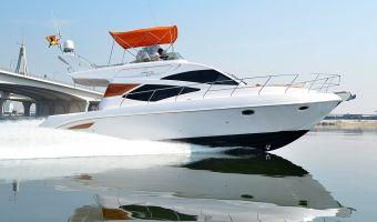 Motor Yacht Oryx 40 Fly til salg