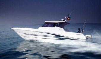 Motor Yacht Silvercraft 36 Ht til salg