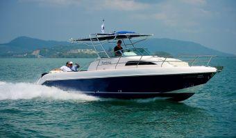 Motor Yacht Silvercraft 34 til salg