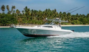 Motor Yacht Silvercraft 33 til salg