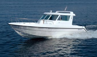 Motor Yacht Silvercraft 31 Ht til salg