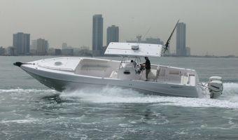 Motor Yacht Silvercraft 36 Cc Cuddy Cabin til salg