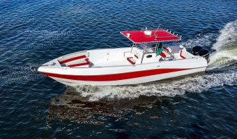 Motor Yacht Silvercraft 36 Cc Open til salg