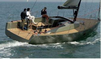 Sejl Yacht Sly Yachts Sly 42 Fun til salg