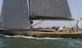 Sejl Yacht Sly Yachts Sly 54 til salg