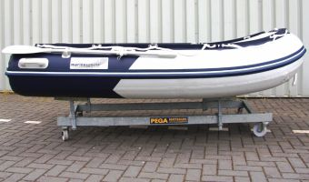 Ribb och uppblåsbar båt Marinesports 230 Alu till försäljning