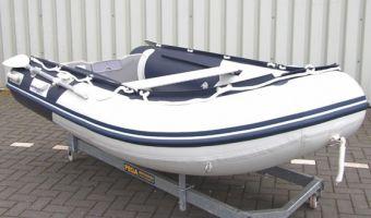 RIB en opblaasboot Marinesports 230 Air eladó