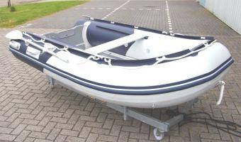 Ribb och uppblåsbar båt Marinesports 270 Alu till försäljning