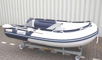 Ribb och uppblåsbar båt Marinesports 270 Air till försäljning