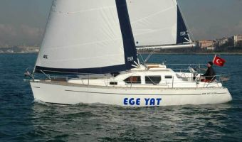 Sailing Yacht Egeyat Ege 30 Ds for sale