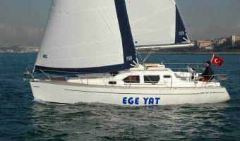 Seglingsyacht Egeyat Ege 30 Ds till försäljning