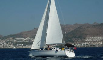 Sailing Yacht Egeyat Ege 45 Ds for sale