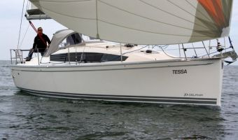 Sailing Yacht Delphia 31 for sale