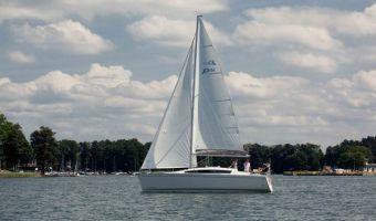 Seglingsyacht Delphia 34 till försäljning