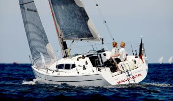 Парусная яхта Dehler 32 для продажи