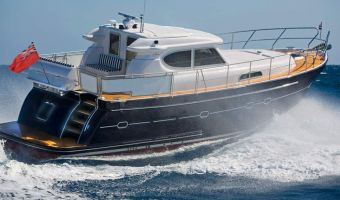 Motor Yacht Elling E3 til salg