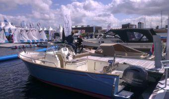Åben båd og robåd  Rhea 23 Open til salg