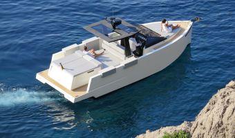 Bateau à moteur open De Antonio Yachts D33 Cruiser à vendre