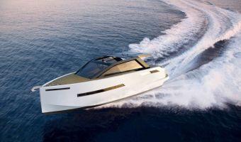 Bateau à moteur open De Antonio Yachts D43 à vendre