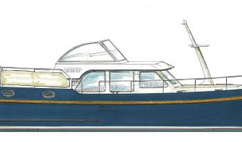 Motorjacht Linssen Yachts Linssen Grand Sturdy 350 Ac de vânzare
