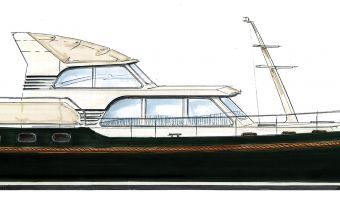 Motorjacht Linssen Yachts Linssen Grand Sturdy 410 Ac eladó