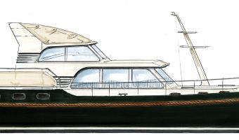 Motorjacht Linssen Yachts Linssen Grand Sturdy 410 Ac de vânzare