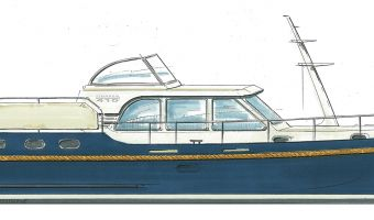 Моторная яхта Linssen Yachts Linssen Grand Sturdy 410 Sedan для продажи