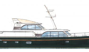 Motoryacht Linssen Yachts Linssen Grand Sturdy 530 Ac Variotop in vendita