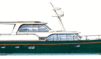 Моторная яхта Linssen Yachts Linssen Grand Sturdy 530 Ac Wheelhouse для продажи