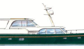 Motorjacht Linssen Yachts Linssen Grand Sturdy 590 Ac Wheelhouse eladó