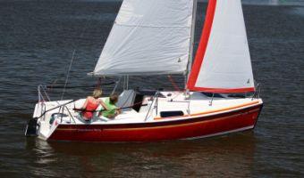 Открытая парусная лодка Fox 22 Standaard для продажи