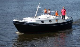 Motoryacht Rivercruise 31 zu verkaufen
