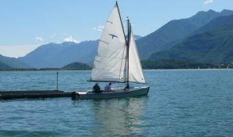 Открытая парусная лодка Polyvalk Revolution для продажи