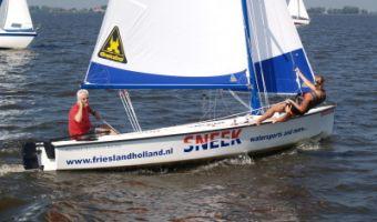 Открытая парусная лодка Polyvalk Revolution Hefkiel для продажи