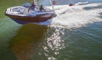Bateau à moteur open Yamaha Jetboot Ar190 (2017) à vendre