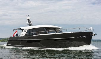 Motor Yacht Super Lauwersmeer Discovery 41 Oc for sale