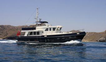 Bateau à moteur Privateer Yachts - Uitwellingerga Trawler 52 à vendre