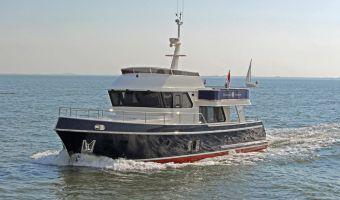 Bateau à moteur Privateer Yachts - Uitwellingerga Trawler 54 à vendre