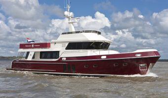 Motor Yacht Privateer Yachts - Uitwellingerga Trawler 65 til salg