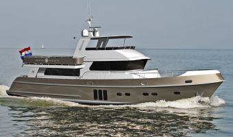 Bateau à moteur Privateer Yachts - Uitwellingerga Trawler 74 à vendre