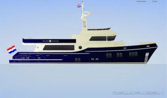 Motor Yacht Privateer Yachts - Uitwellingerga Trawler 84 til salg
