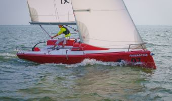 Open sailing boat Fareast 23r for sale