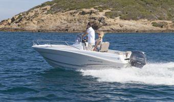 Bateau à moteur Jeanneau Cap Camarat 4.7cc à vendre