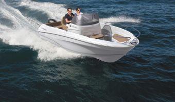Motor Yacht Jeanneau Cap Camarat 5.5cc til salg