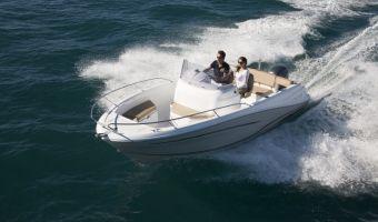 Bateau à moteur Jeanneau Cap Camarat 6.5cc à vendre