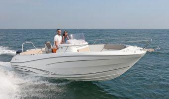 Motor Yacht Jeanneau Cap Camarat 7.5cc til salg